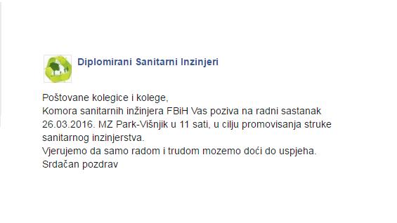 Radni sastanak KSI F BiH